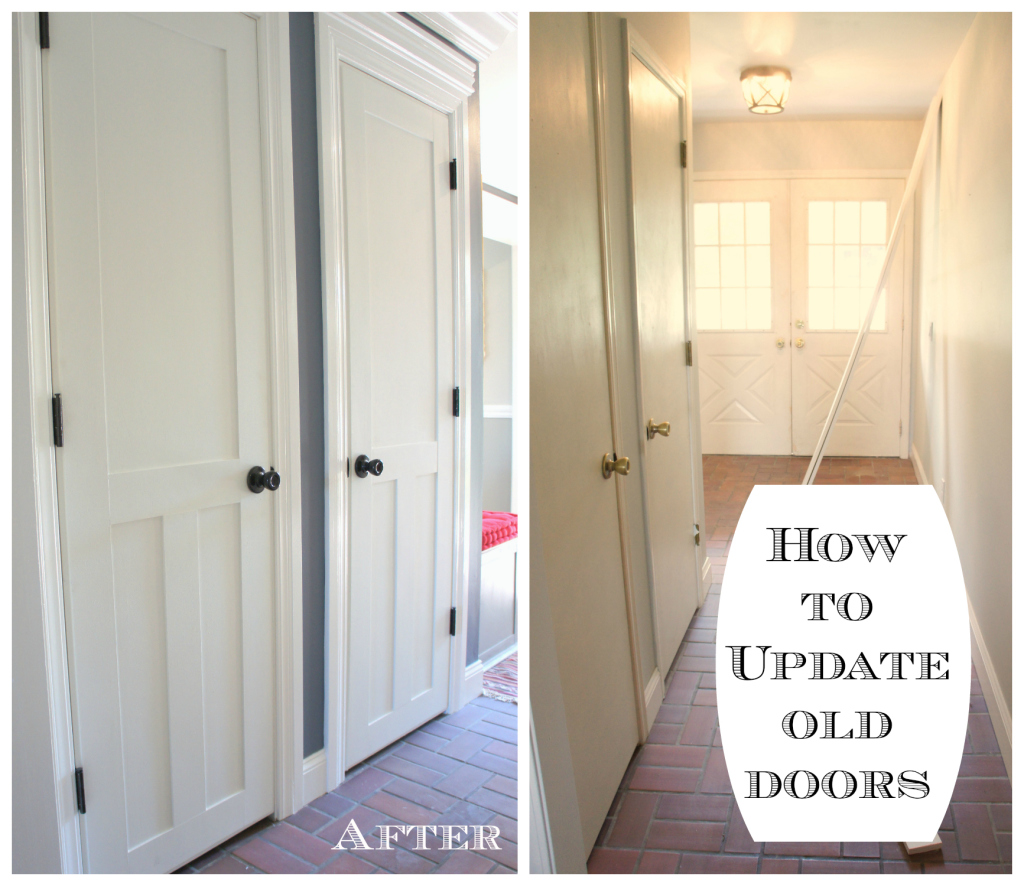 Interior Doors Before And After